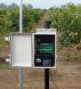 Soil Moisture Node in the field